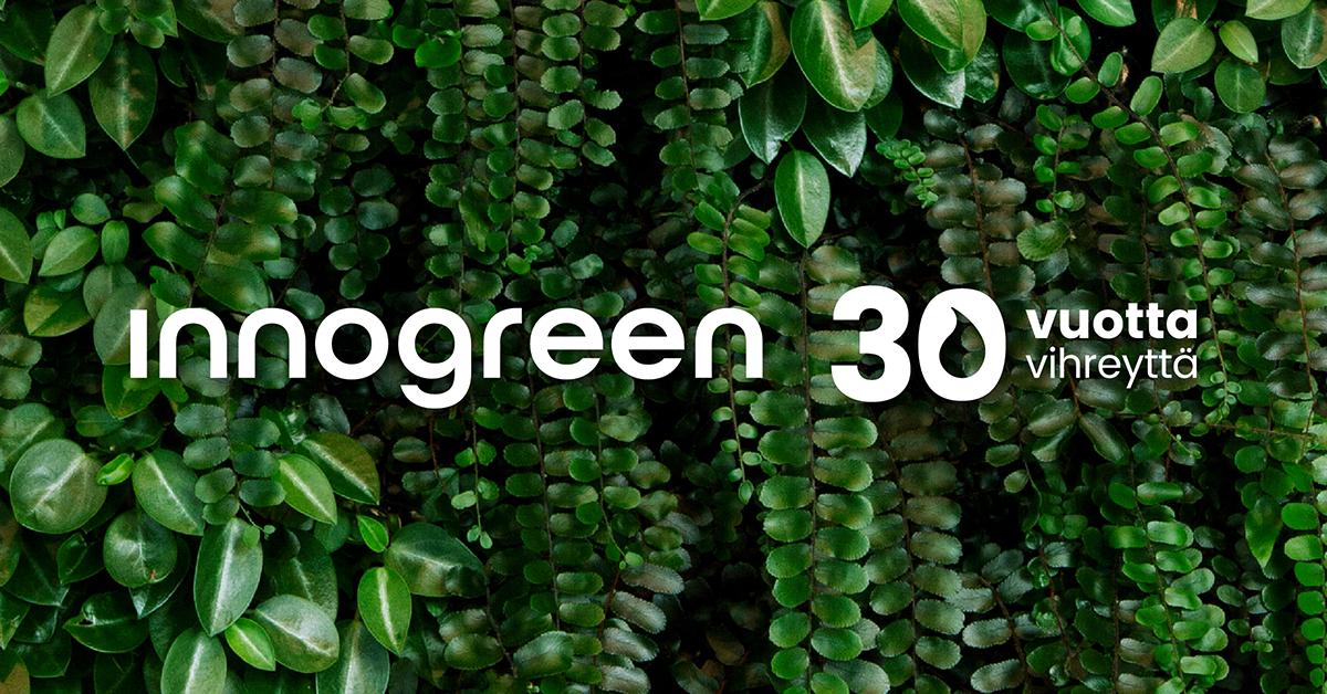 Innogreen 30 vuotta