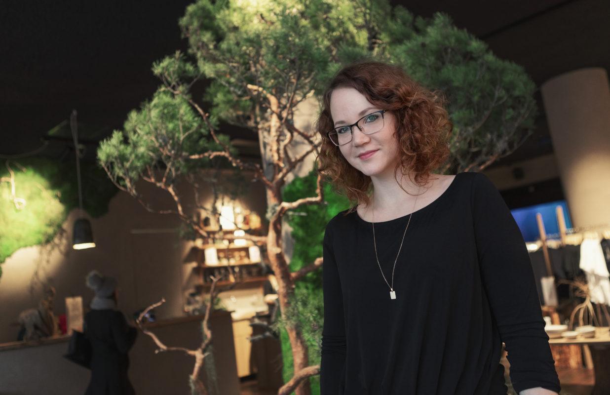InnoGreen Liivika Muur vihersuunnittelu